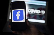 Facebook cam kết 100 triệu USD hỗ trợ truyền thông trong đại dịch