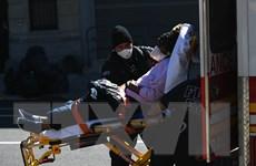 Số ca tử vong vì COVID-19 tại Mỹ đã vượt con số 4.000 người