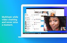 Facebook Messenger chính thức có phiên bản cho máy tính