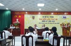 Kiên Giang tổ chức thành công đại hội điểm đảng bộ cấp cơ sở