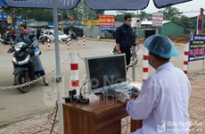 Sáng tạo các sản phẩm phục vụ phòng, chống dịch COVID-19 ở Nghệ An