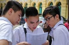 Thi THPT quốc gia 2020: Giảm độ khó trong đề thi tham khảo