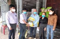 Hai gia đình ở Hà Tĩnh ủng hộ hơn 2,5 tấn gạo để phòng chống COVID-19