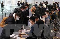 Bộ Ngoại giao thông tin về thay đổi thị thực nhập cảnh Hàn Quốc