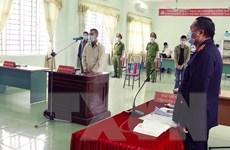 Phiên tòa đầu tiên xét xử hành vi vi phạm trong phòng, chống dịch