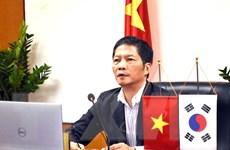 Việt Nam và Hàn Quốc thúc đẩy kết nối chuỗi cung ứng