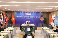 Tuyên bố của Hội nghị Cấp cao đặc biệt ASEAN về ứng phó COVID-19