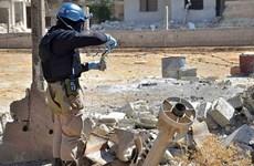 HĐBA thảo luận trực tuyến về vấn đề vũ khí hóa học tại Syria