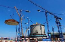 Trung Quốc giữ tiến độ xây nhà máy điện hạt nhân bất chấp dịch bệnh