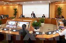 """Hà Nội: Nhiều """"đại gia,"""" tập đoàn lớn mong giảm thuế, giãn nợ"""