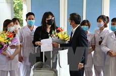 Thêm bệnh nhân mắc COVID-19 thứ 6 trong ngày 16/4 khỏi bệnh