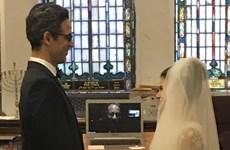New York cho phép các cặp đôi đăng ký kết hôn qua Zoom