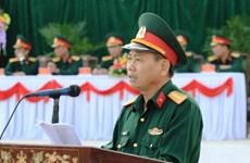 Thủ tướng Chính phủ bổ nhiệm hai Phó Tư lệnh Quân khu