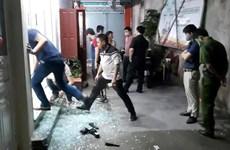 Hải Phòng điều tra vụ nổ súng do mâu thuẫn nợ tiền cá độ bóng đá