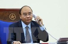 Thủ tướng Việt Nam-Nga trao đổi về hợp tác trong bối cảnh COVID-19