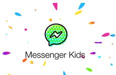 Facebook phát hành Messenger Kids tại hơn 70 quốc gia mới