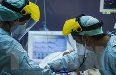 Diễn biến COVID-19 đến 6h sáng 23/4: Số ca nhiễm vượt mức 2,6 triệu