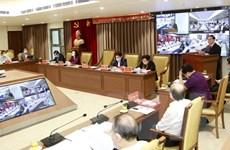 BCH Đảng bộ Hà Nội thảo luận về phát triển kinh tế, xã hội Thủ đô