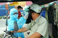 """Những """"lá chắn thép"""" trong đại dịch COVID-19 ở Thành phố Hồ Chí Minh"""