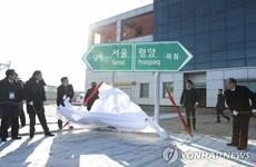 Chính phủ Hàn Quốc thúc đẩy kết nối lại đường sắt liên Triều