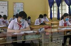 Tình hình ngày đầu đi học trở lại của học sinh một số địa phương