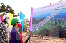 Quảng Ninh khởi công xây cầu Cửa Lục 1 có vốn đầu tư hơn 2.100 tỷ đồng