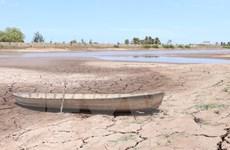 Hồ trữ nước ngọt lớn nhất miền Tây cạn kiệt nguồn nước