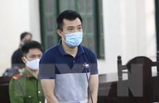Hà Nội: Án tù với đối tượng gây gổ với Công an phường