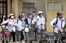 Lịch đi học trở lại của học sinh thành phố Đà Nẵng và Cần Thơ