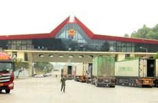 Trung Quốc dừng thông quan hàng hóa tại các cửa khẩu phụ