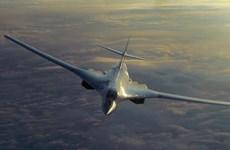 Máy bay có năng lực hạt nhân của Nga bay huấn luyện ở Biển Baltic