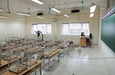 Các trường học ở Hà Nội sẵn sàng đón học sinh đi học trở lại từ 4/5