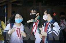 Tình hình ngày đầu các địa phương đón học sinh đi học trở lại