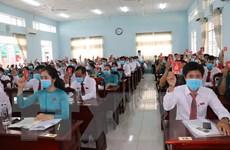 Thành ủy Cần Thơ tổ chức Đại hội đảng bộ điểm cấp cơ sở