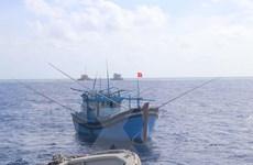 Ngư dân vẫn vươn khơi, bám biển ở ngư trường Hoàng Sa, Trường Sa