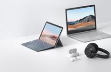Microsoft ra mắt hai mẫu máy tính xách tay, máy tính bảng mới