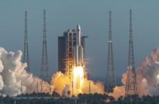 Thử nghiệm trong chương trình không gian của Trung Quốc gặp sự cố