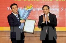 Bí thư Tỉnh ủy Thái Bình giữ chức Phó Trưởng Ban Tuyên giáo TW