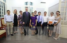 Góp phần thúc đẩy quan hệ đối tác toàn diện Việt Nam-Hoa Kỳ