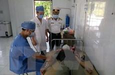 Bác sỹ đảo Song Tử Tây cấp cứu thành công ngư dân bị tai nạn trên biển