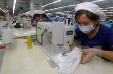 Wakamono đáp ứng đủ nguyên liệu khẩu trang vải kháng khuẩn nano