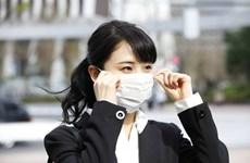 """""""Khẩu trang lạnh"""" - giải pháp phòng dịch trong mùa Hè của Nhật Bản"""