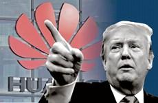 Tổng thống Mỹ gia hạn sắc lệnh hành pháp cấm vận Huawei, ZTE