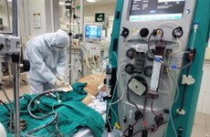 Đã có 30 người đăng ký hiến một phần lá phổi để cứu bệnh nhân số 91