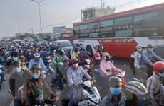 TP Hồ Chí Minh thí điểm kiểm tra khí thải xe môtô, xe gắn máy
