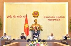 UBTV Quốc hội cho ý kiến toàn diện về các nội dung trong ba ngày họp