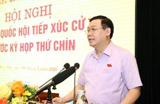 Bí thư Hà Nội làm rõ việc quy hoạch trục Hồ Tây-Ba Vì