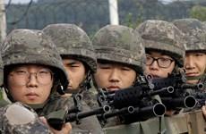 Hàn Quốc hoãn cuộc tập trận bắn đạn thật thường niên
