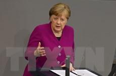 Thủ tướng Đức kêu gọi thế giới đoàn kết trong cuộc chiến COVID-19