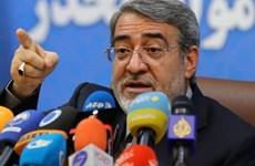 Mỹ liệt Bộ trưởng Nội vụ Iran vào danh sách đen về nhân quyền